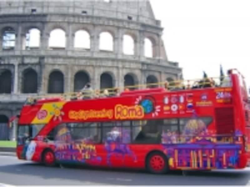 ローマ子連れ旅