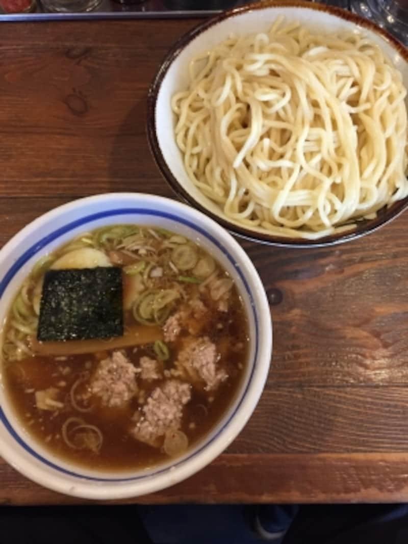 「東池袋大勝軒 」のつけ麺