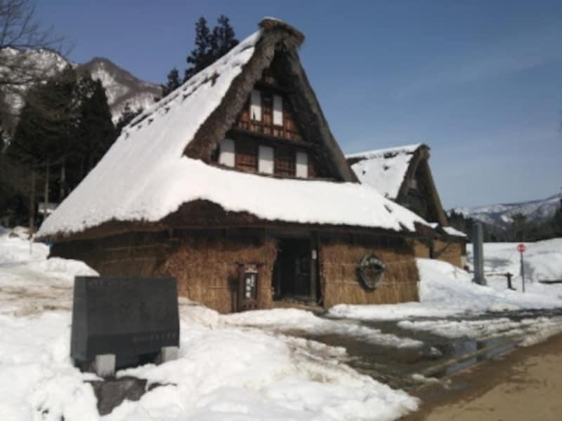 雪の五箇山・菅沼合掌集落(5)