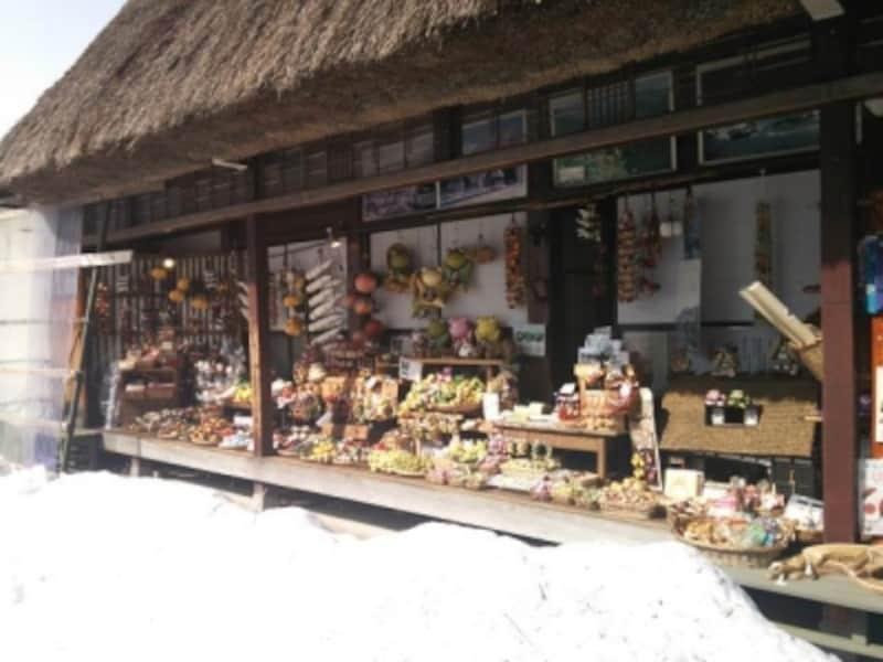 雪の五箇山・菅沼合掌集落(6)