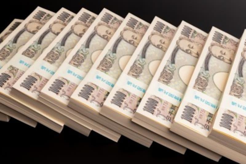宝くじがもらえる定期預金を紹介
