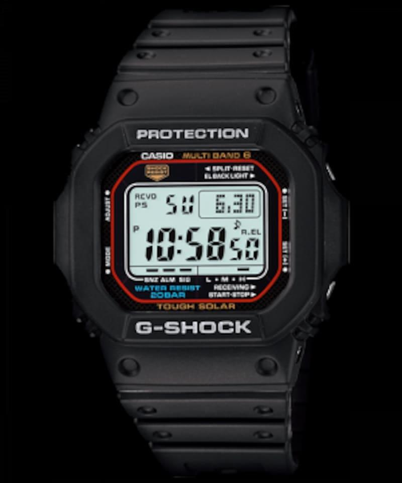 G-SHOCK/GW-M5610-1JF\20,000(税抜き)ケース幅46.7mm、20気圧防水、タフソーラー