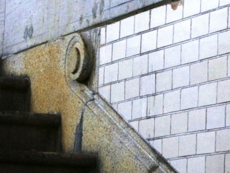 1912階段のディテール