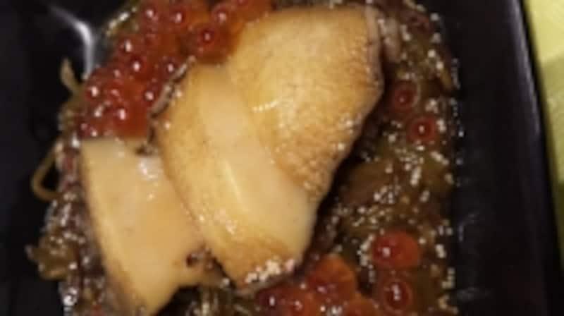 テリー伊藤さん、DAIGOさんが試食した海宝漬は、これです。