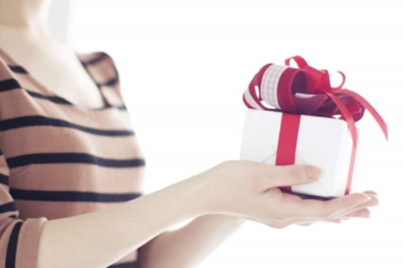 プレッシャーにならない、気軽なプレゼントから始めてみて。