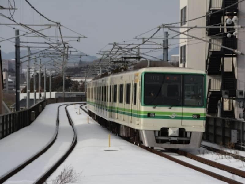 南北線の電車