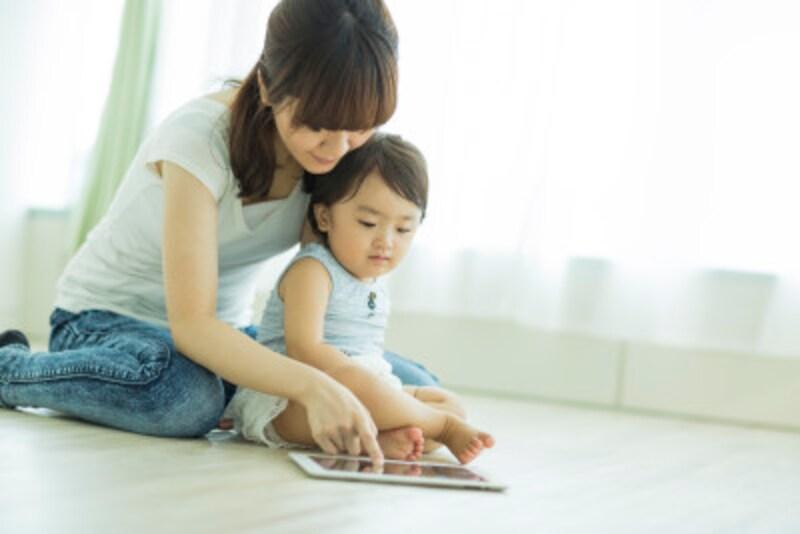 子供が自分で考えられるような働きかけがお勧めです。