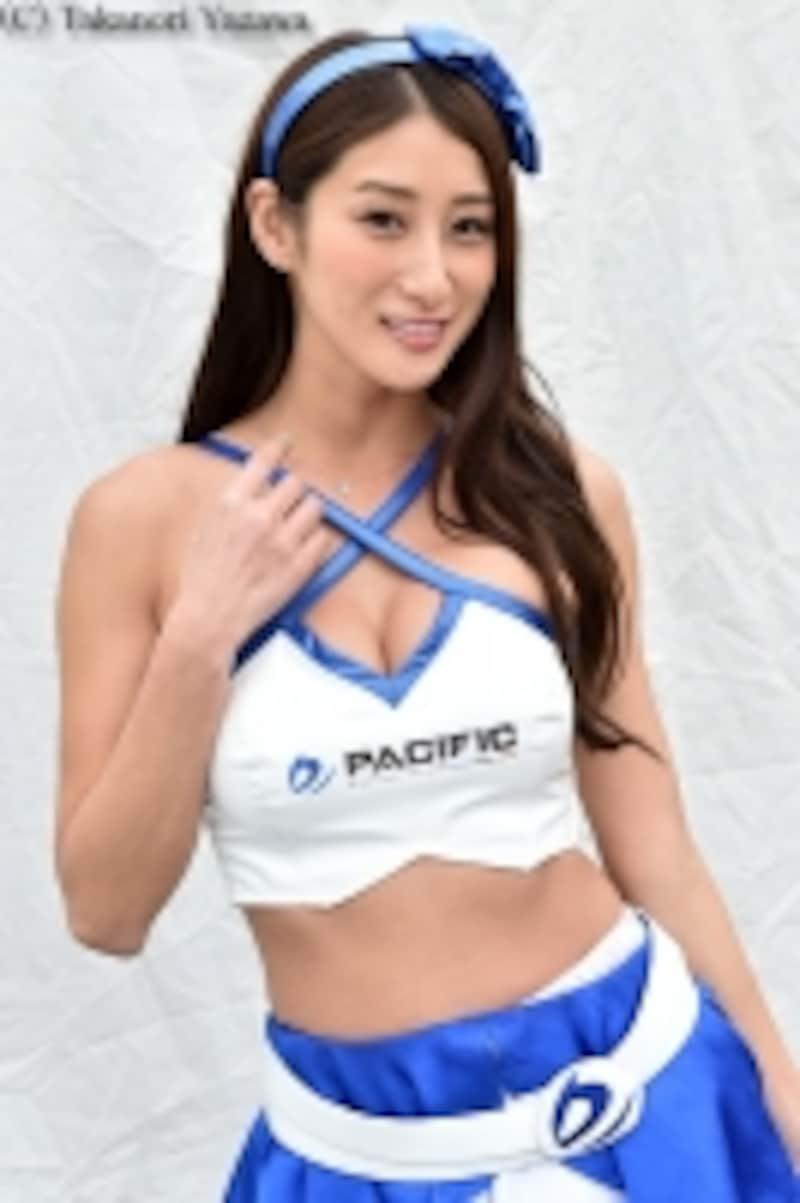 佐藤衣里子/PACIFICD1GIRL