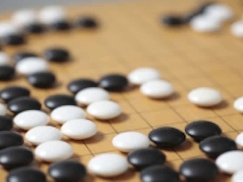 """グーグルの囲碁ソフト""""アルファ碁""""がプロに勝つ"""