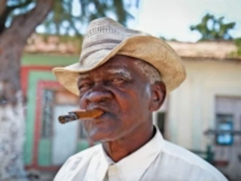 キューバの葉巻