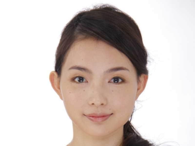 4:基本の眉毛の完成