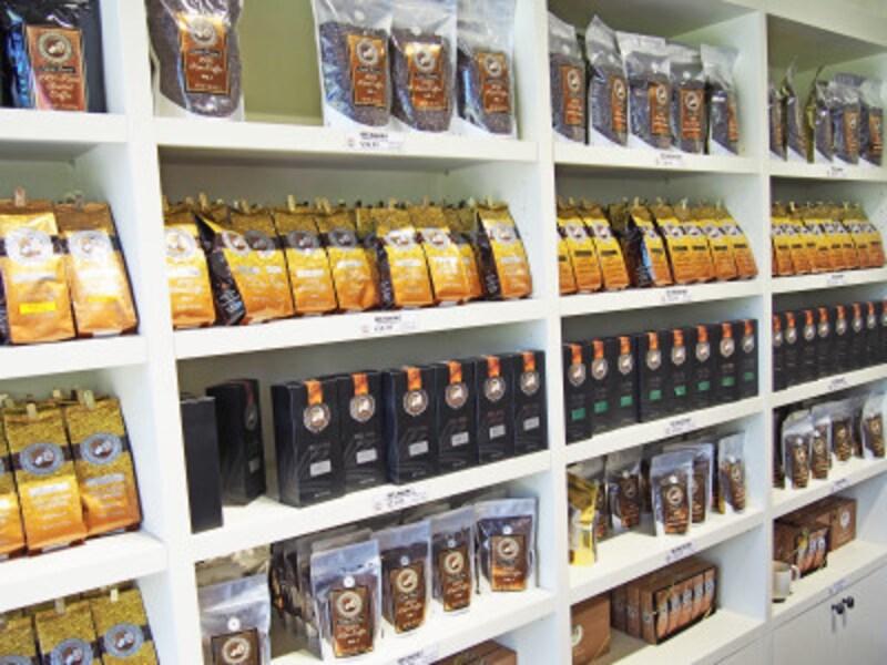 ハワイを代表するコーヒー専門店、アイランド・ヴィンテージ・コーヒー
