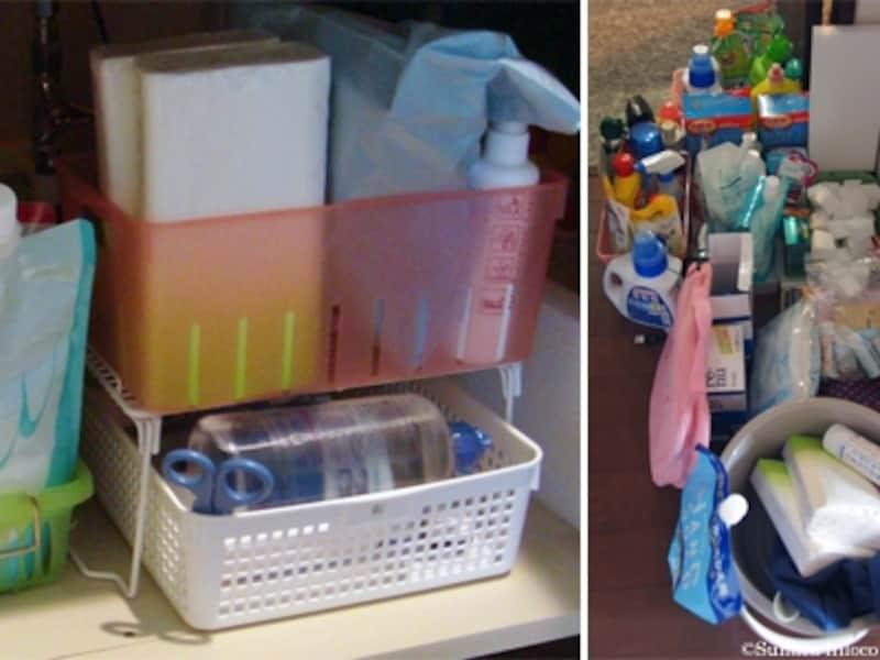 家の片付け、まずここから:洗面台下の魔窟を一掃する