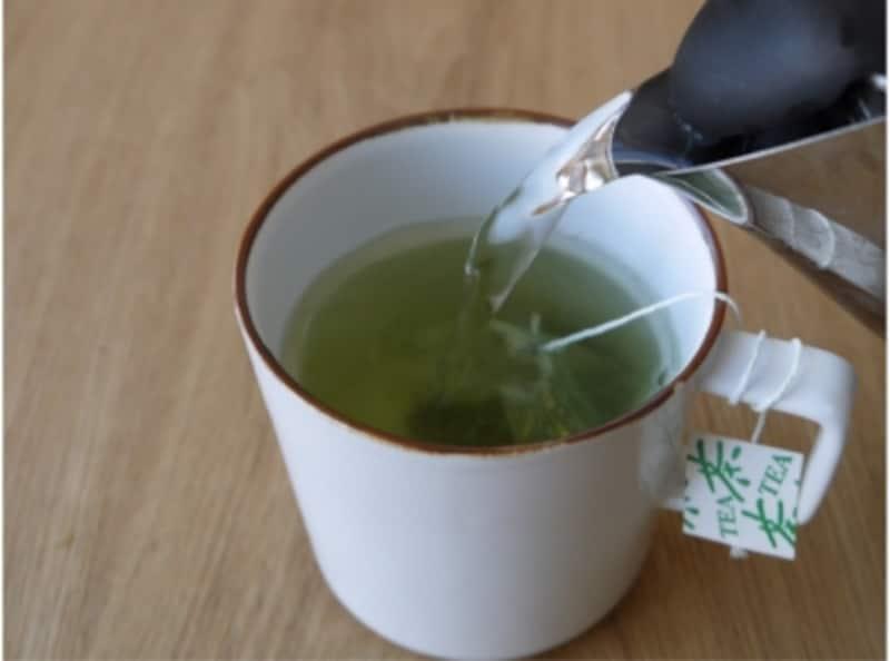 緑茶ティーバッグundefinedティーパック