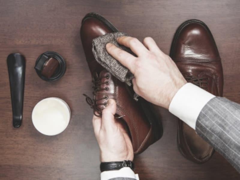 スキンケアクリームが紳士靴の靴磨きに使える!?undefinedそんな噂に切り込みます。
