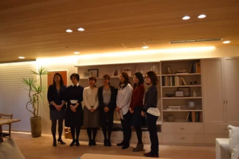 東京建物の「Bloomoi(ブルーモワ)」のメンバー