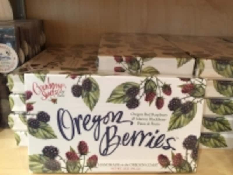 oregon berry sweets