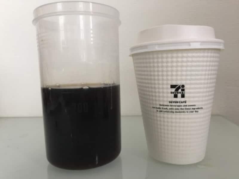 コンビニコーヒーは節約になるか