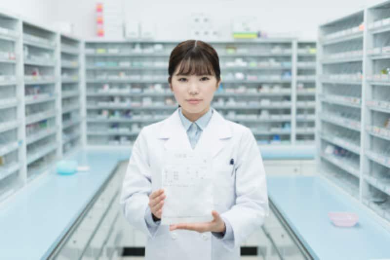 薬を飲む際には医師や薬剤師に相談しましょう