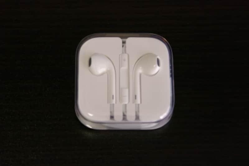 iPhone,イヤホン,EarPods
