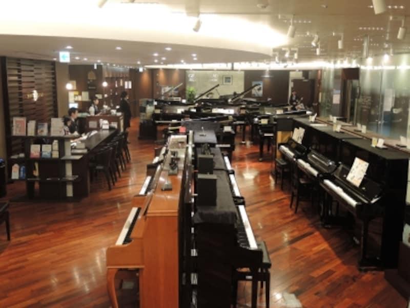 グランドピアノの値段の違い