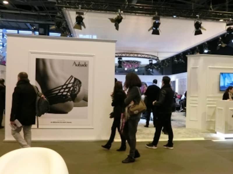 パリ国際ランジェリー展