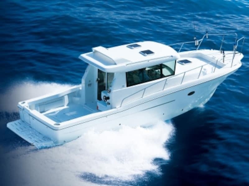 ヤンマーのプレジャーボート『EX30B』