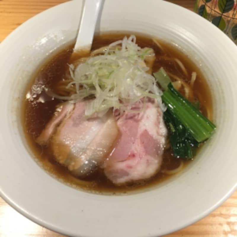 8位:麺処篠はら(東京・要町)
