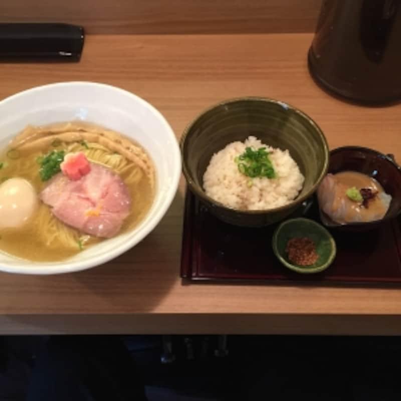 9位:鯛塩そば灯花(東京・曙橋)