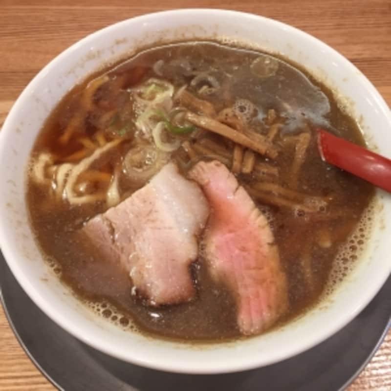 7位:麺や七彩(東京・八丁堀)
