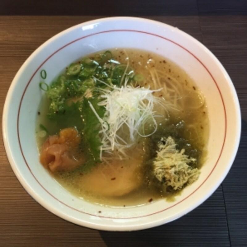 4位:柳麺呉田-goden-(埼玉・北浦和)