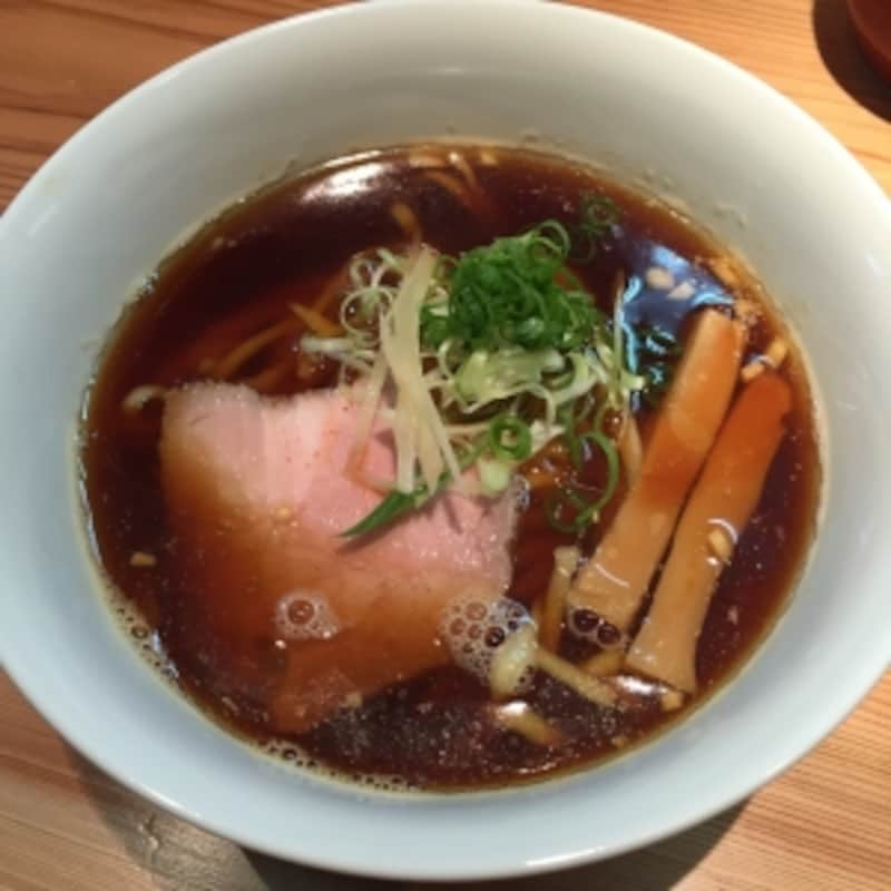 5位:らぁめん鴇(神奈川・藤沢)