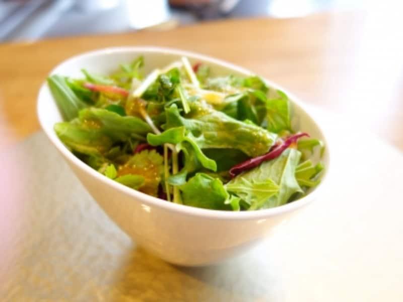 たっぷり野菜を摂れるサラダ