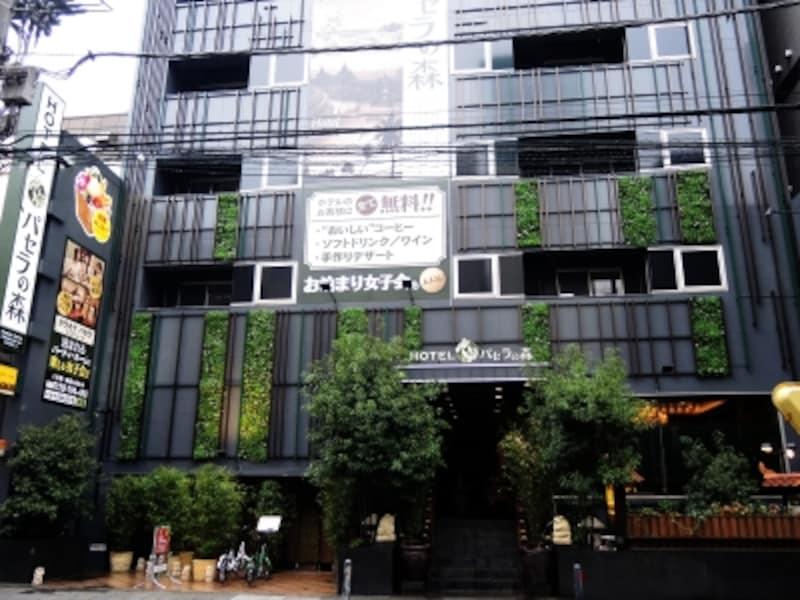 コンセプトホテル