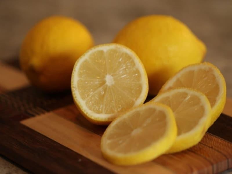 レモン白湯で代謝アップ
