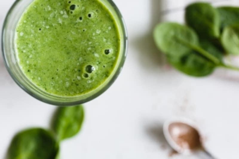 食前野菜ジュースがポイント