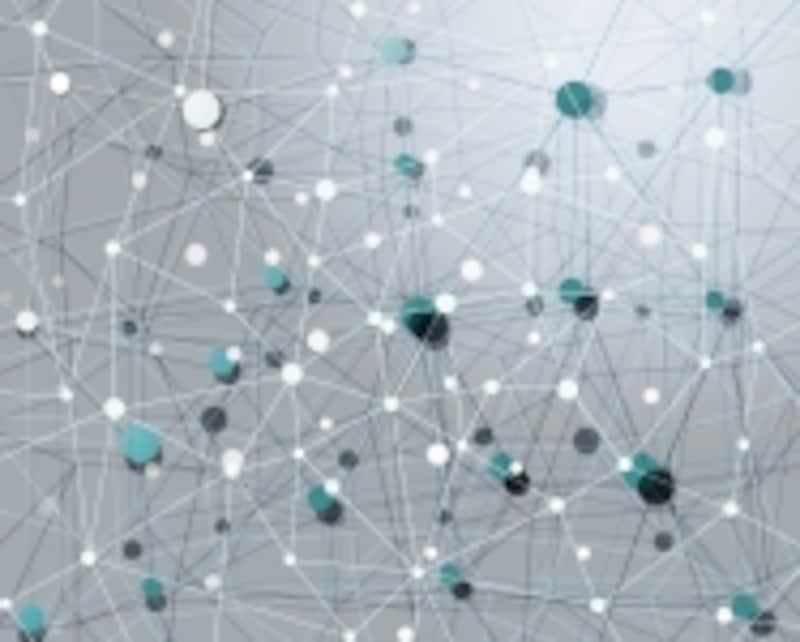 ブロックチェーンは分散型のコンピュータネットワーク