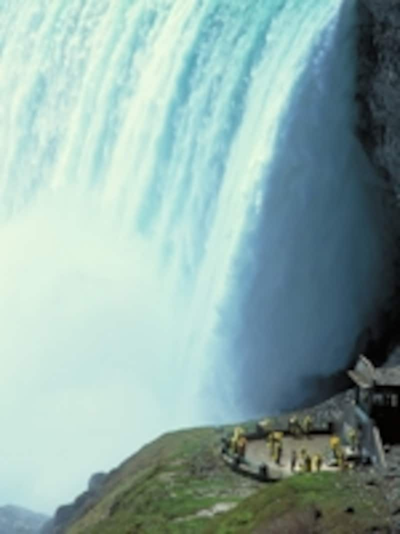 ジャーニービハインドザフォールズundefined写真提供:オンタリオ州観光局