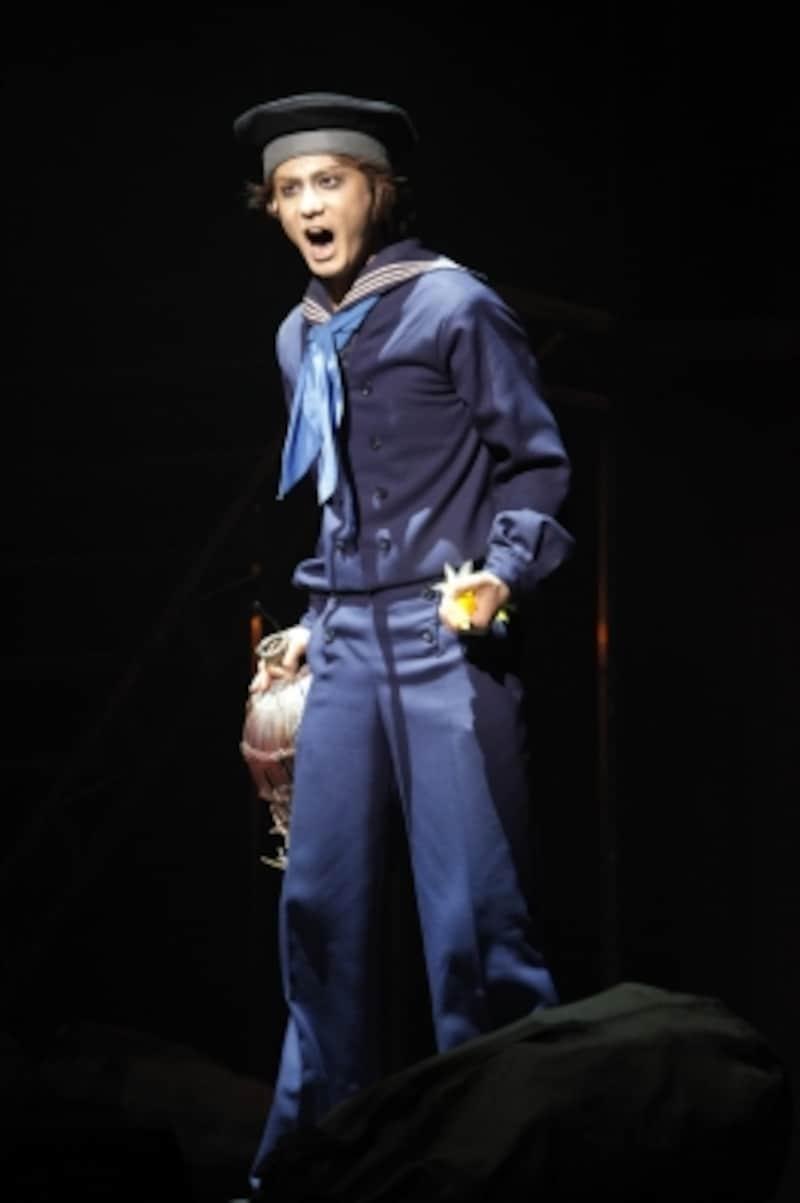 『スウィーニー・トッド』(2011年公演)撮影:渡部孝弘