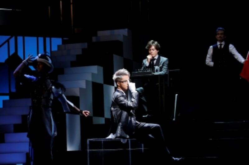『ChessTheMusical』撮影:村尾昌美undefined写真提供:梅田芸術劇場