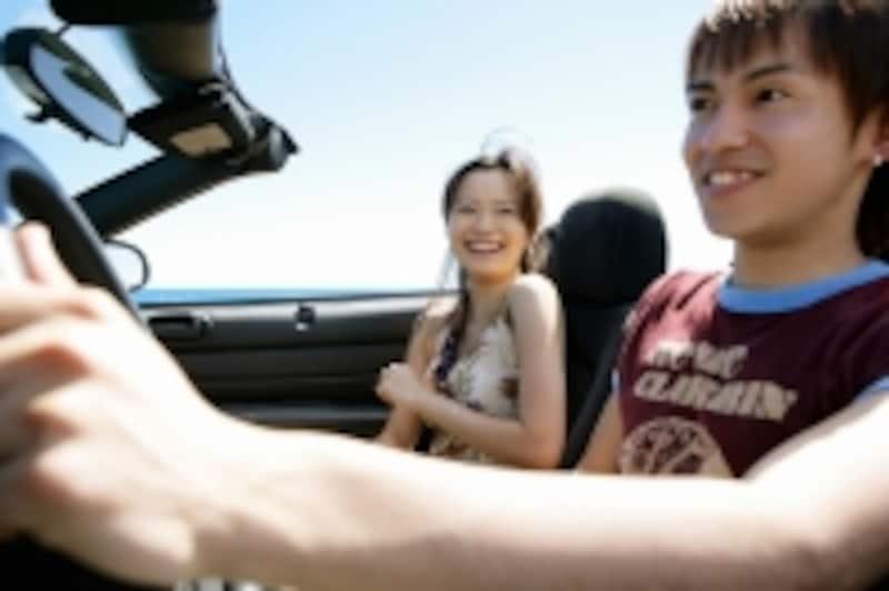 若者の運転