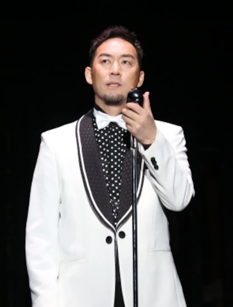 『ジャージー・ボーイズ』ニック=福井晶一undefined写真提供:東宝演劇部