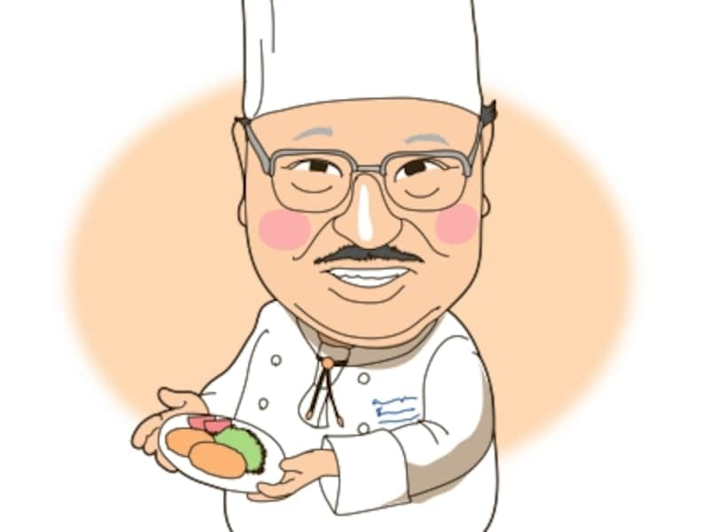 帝国ホテル初代総料理長undefined村上信夫シェフ