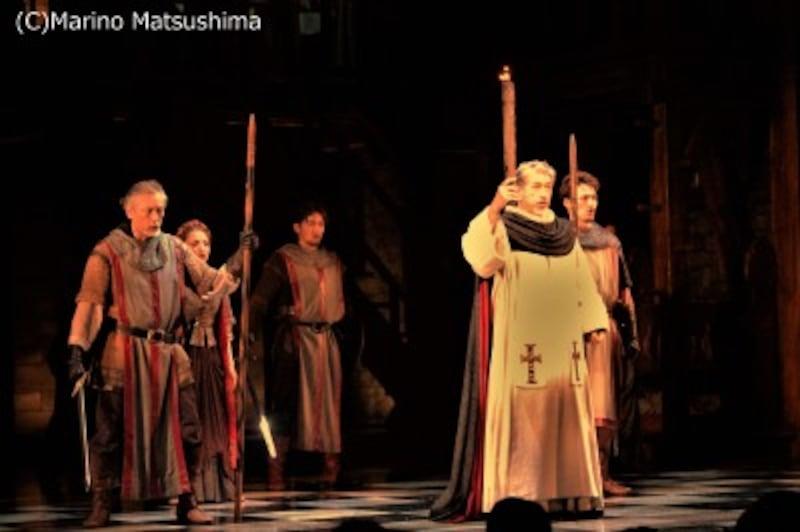 『ノートルダムの鐘』2018年名古屋公演より。(C)MarinoMatsushima