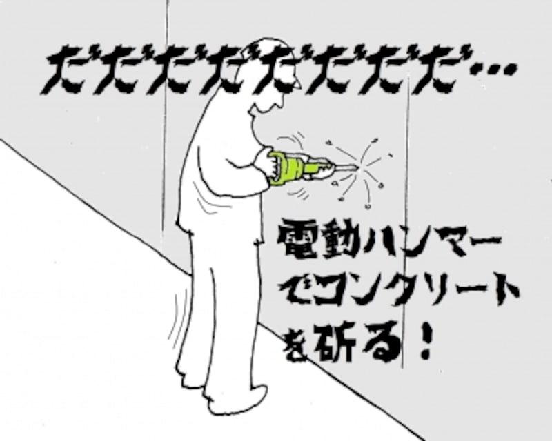 電動チョッパー!