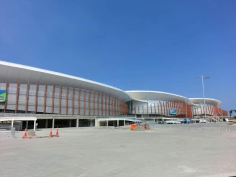 「バーハ・オリンピック・パーク」内のカリオカ・アレーナ会場