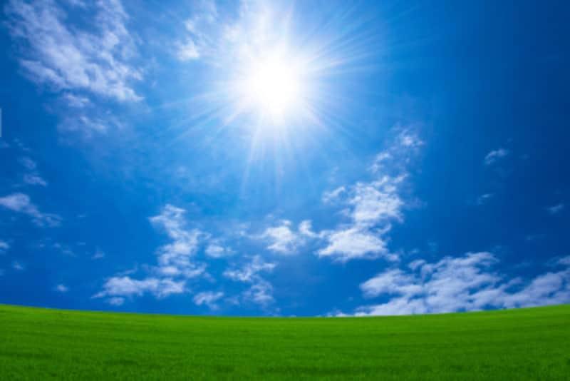 紫外線に次ぐエネルギー量