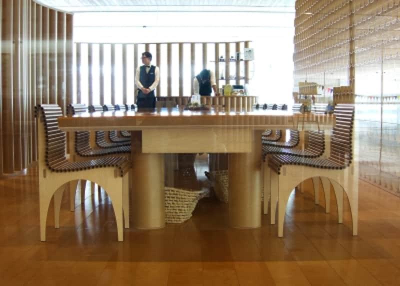 カフェの家具1