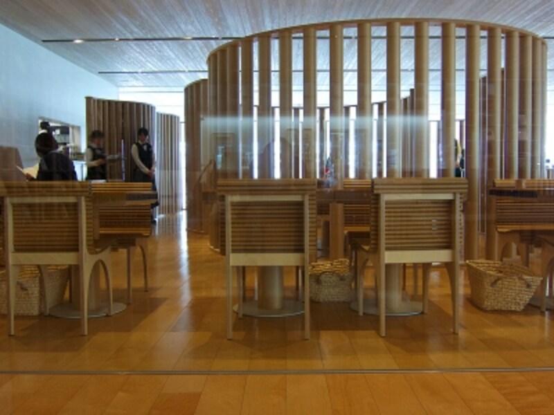 カフェの家具2の画像