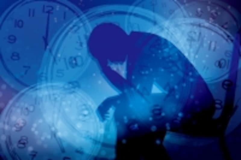 時間に追われた生活が当たり前になり肩周りや背中がガチガチになっている人も……